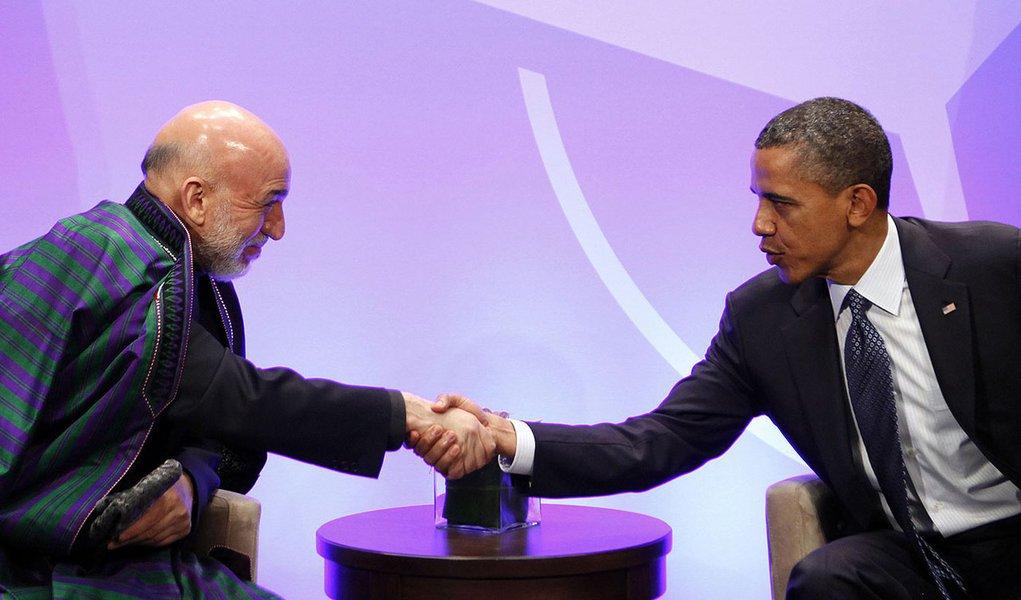 Retirada total dos EUA seria um desastre, diz Afeganistão
