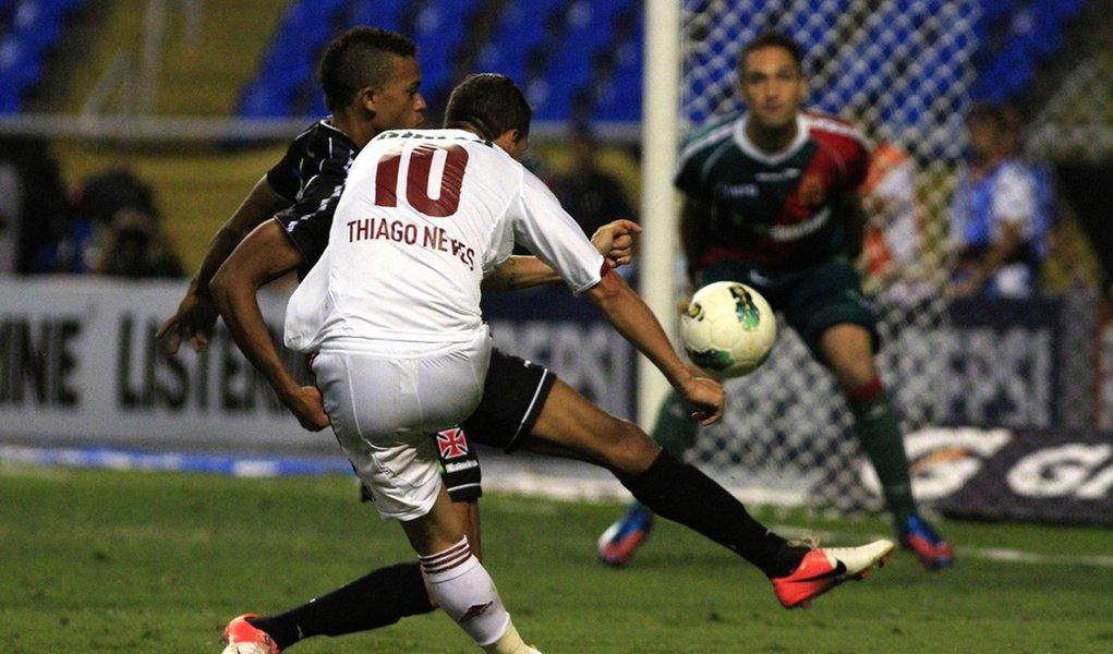 Thiago Neves fez a diferença no clássico contra o Vasco