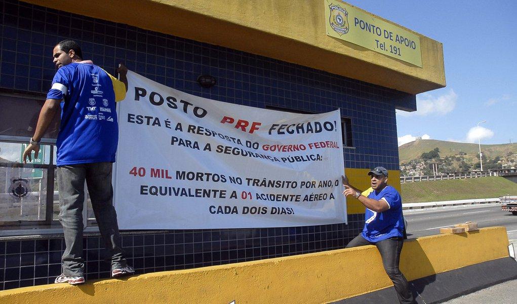 PRF também para em Pernambuco