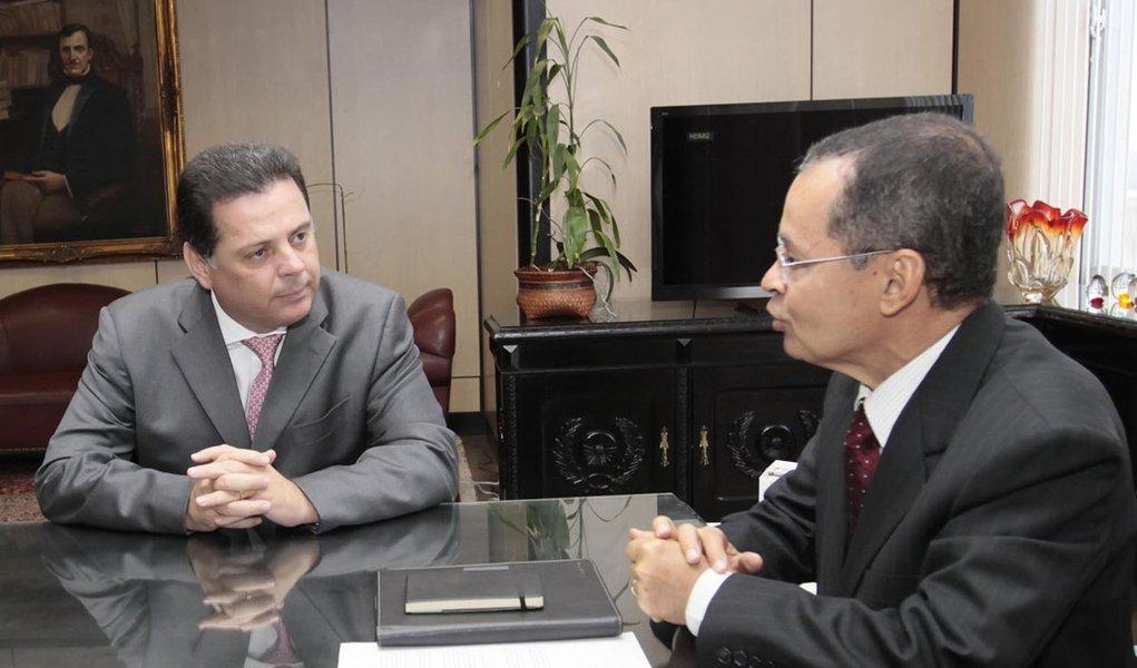 Ministro garante reinício das obras da Norte-Sul