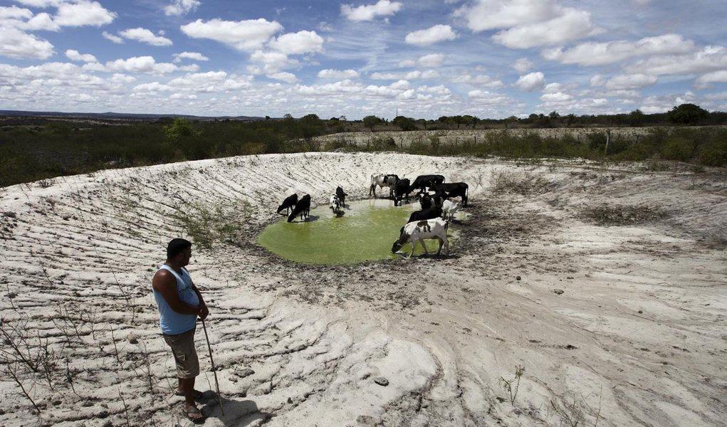 Ministério libera mais R$ 100 mi para combater a seca