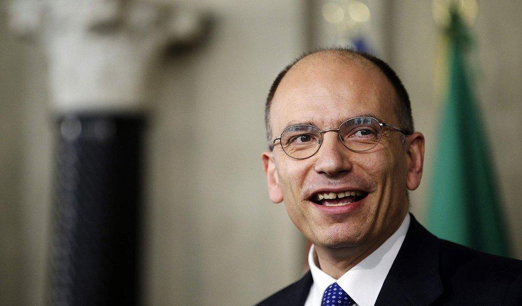 Líder da centro-esquerda é nomeado premiê da Itália