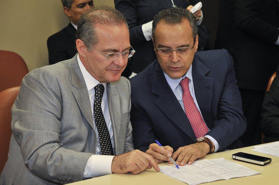 Com Renan e Henrique, o PMDB terá poder demais?