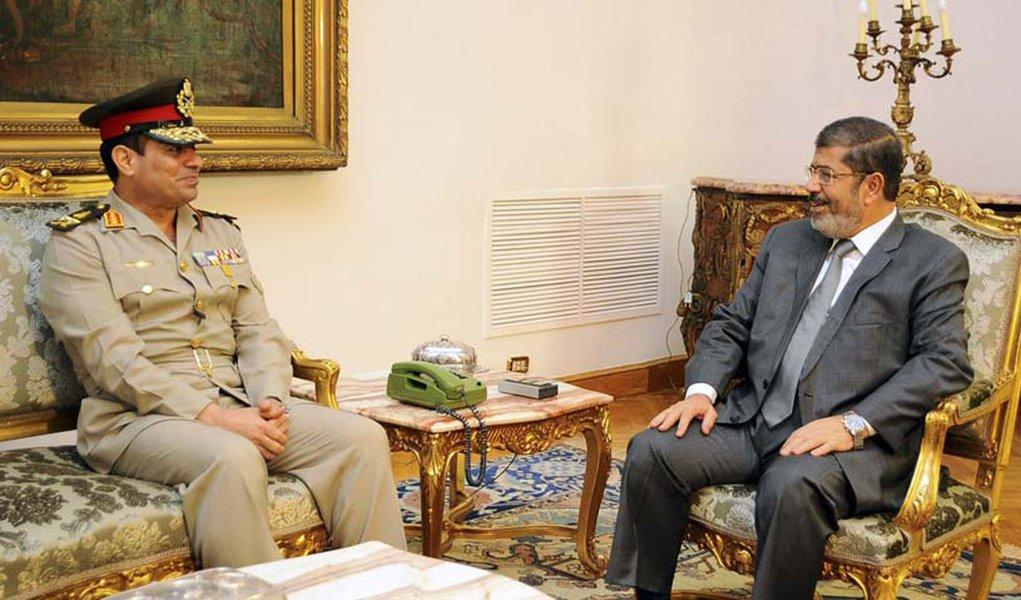 """Se violência continuar, futuro do Egito estará """"em perigo"""""""