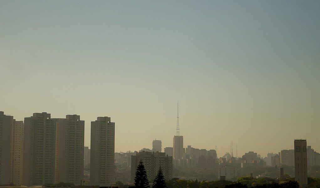 São Paulo ficará em estado de alerta até terça-feira