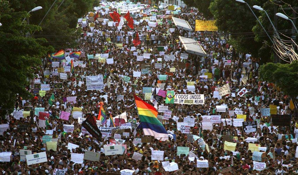 Protestos em Pernambuco devem mobilizar 50 mil