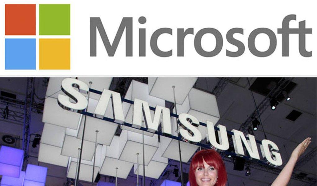 Após condenação, Samsung se aproxima da Microsoft