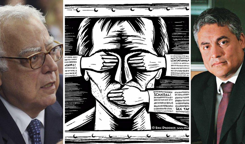 A imprensa é livre para grampear Miro Teixeira?