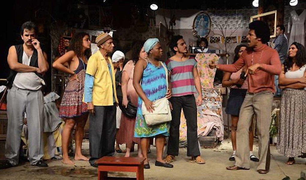 Nós do Morro  em cartaz no Itaú Cultural