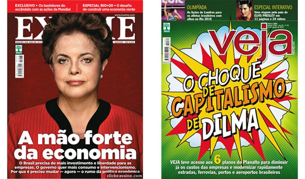 """Da rejeição à adesão: como a Abril, de Civita, """"dilmou"""""""
