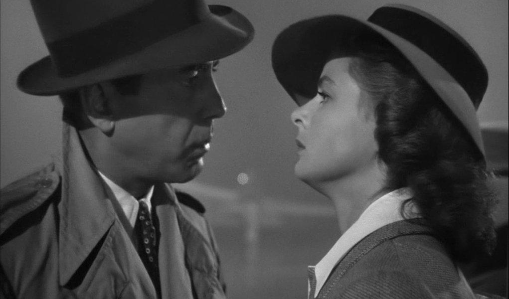 Amor, rejeição, paixão e sacrifício em Casablanca