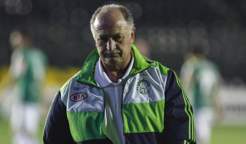 Felipão não resiste a nova derrota e deixa o Palmeiras