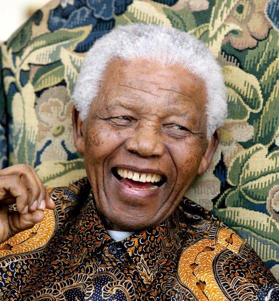 Mandela volta para casa