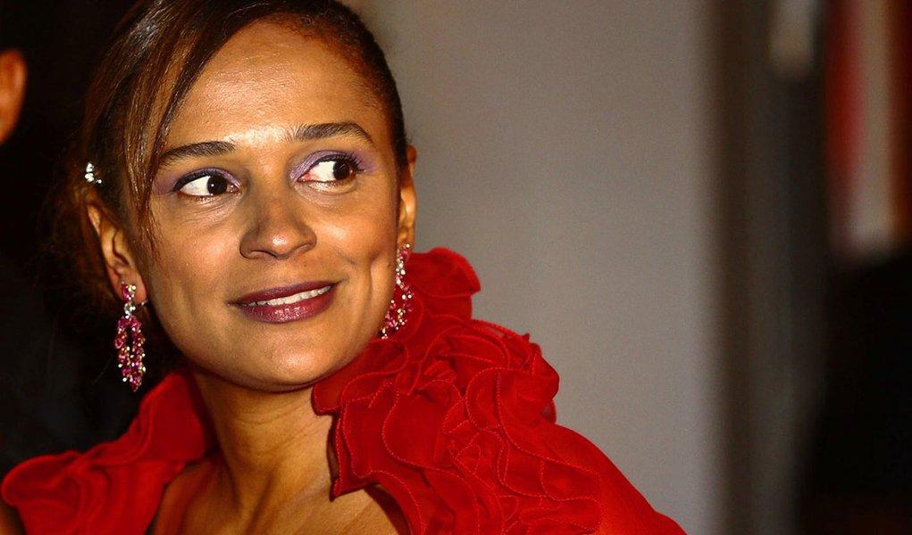 Filha de presidente angolano é a mais rica da África