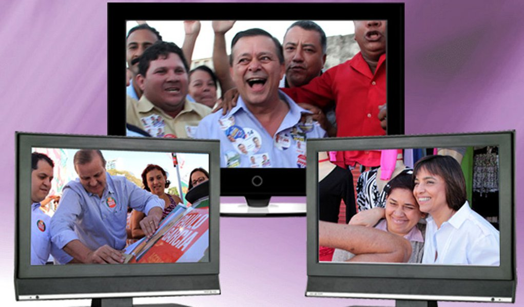 Propaganda na TV promete esquentar debate eleitoral