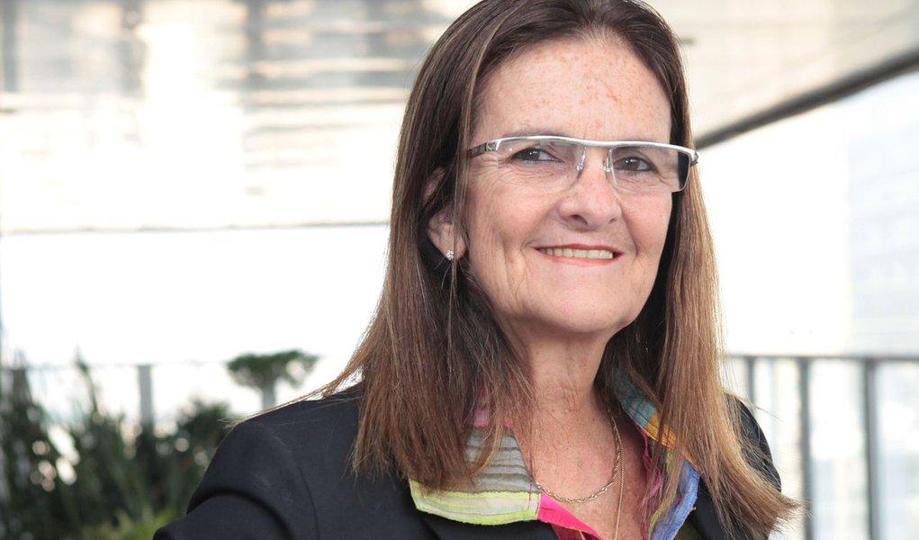 Graça Foster: Petrobras dobra de tamanho até 2020