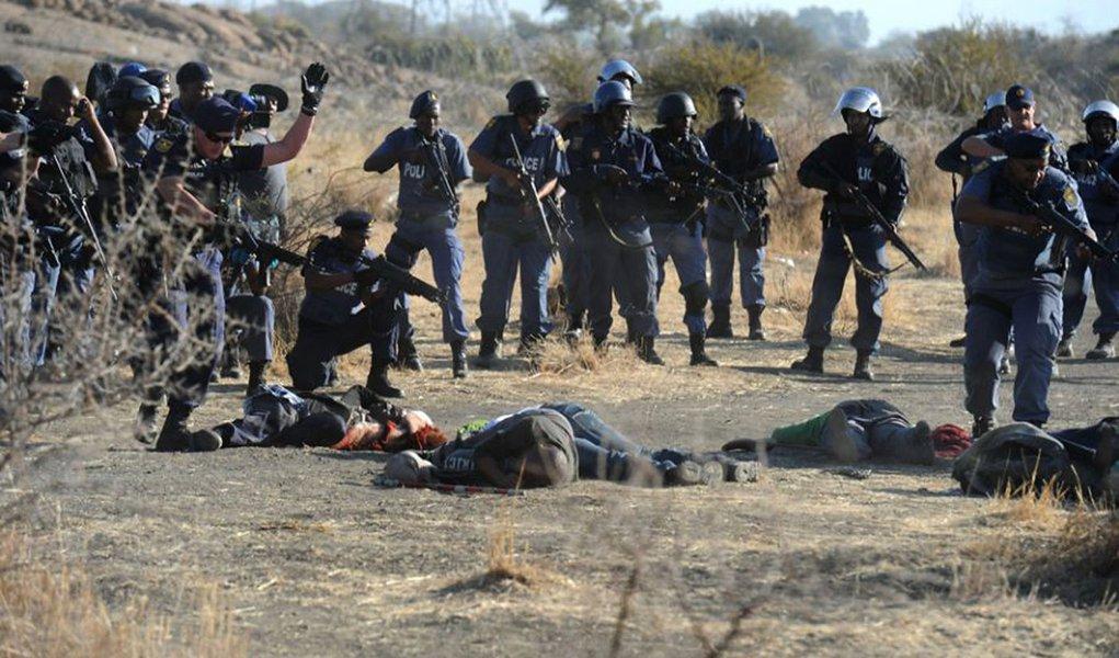 OIT cobra da África do Sul melhores condições de trabalho para mineiros