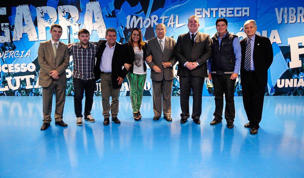 Comissão Especial Copa visita à Arena Porto-Alegrense S/A