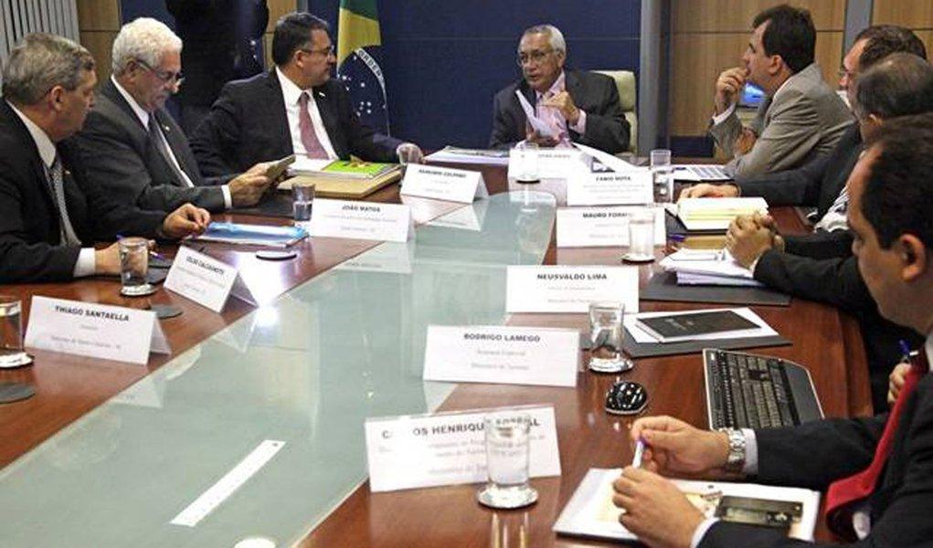 Ministério do Turismo apoia arena multiuso de Florianópolis