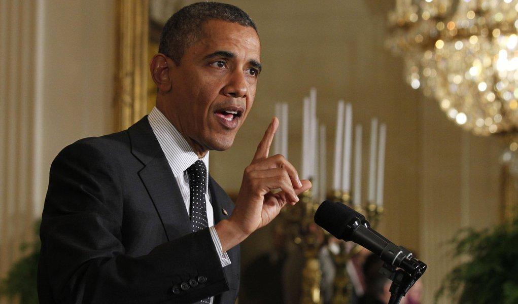 Obama volta a defender controle de armas
