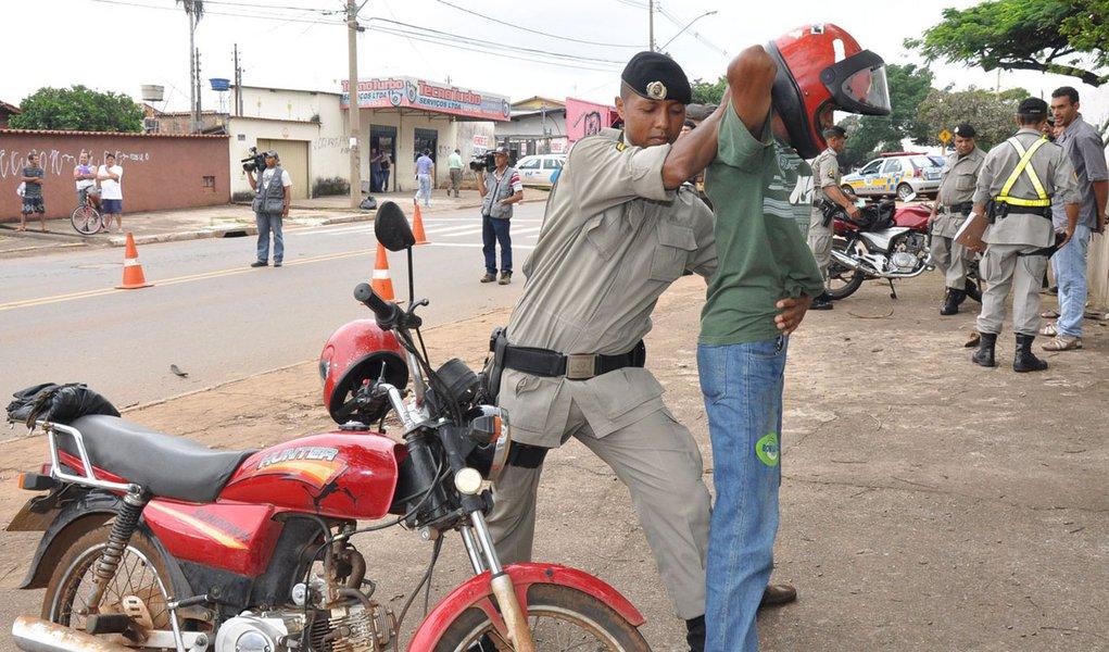 Polícia fecha o cerco em Goiânia e Aparecida