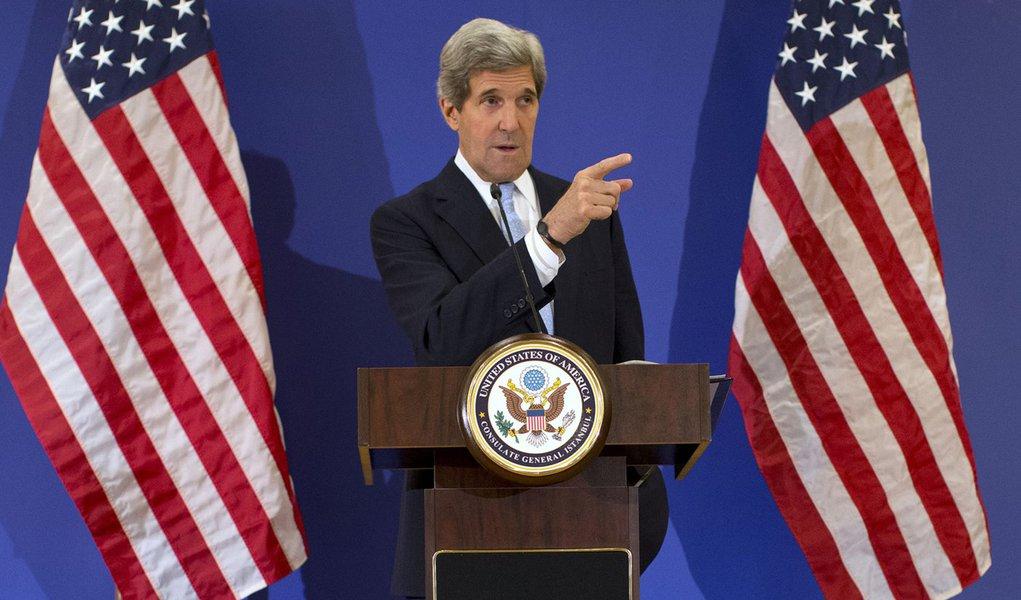 EUA querem dobrar ajuda à oposição síria
