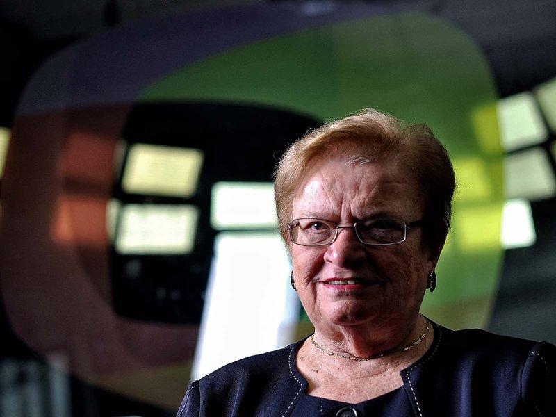S�o Paulo, SP, 24/07/2012 - EST�DIO 1 - A Deputada Federal Luiza Erundina � a entrevistada do Jornal do Terra.  Foto: Fernando Borges/Terra