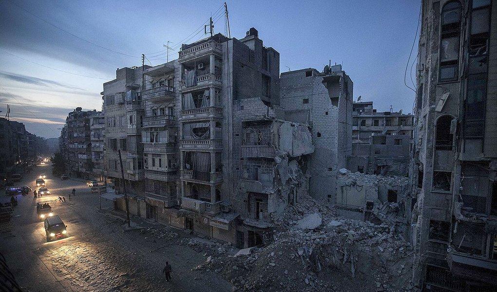 EUA vêem indícios de armas químicas na Síria