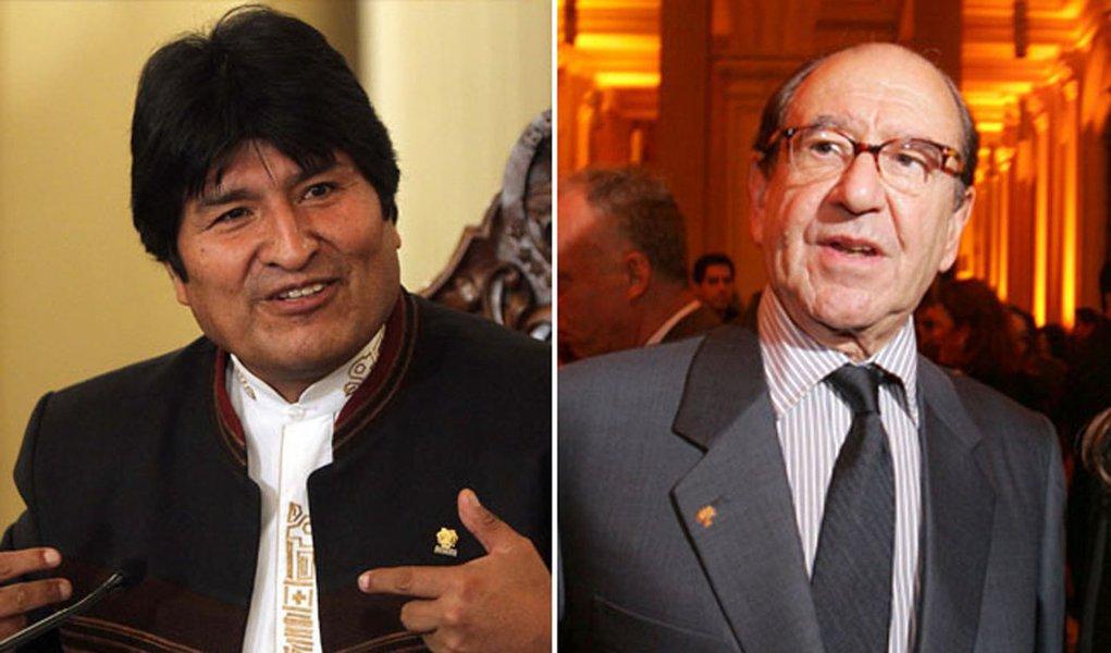 Morales processa Civita