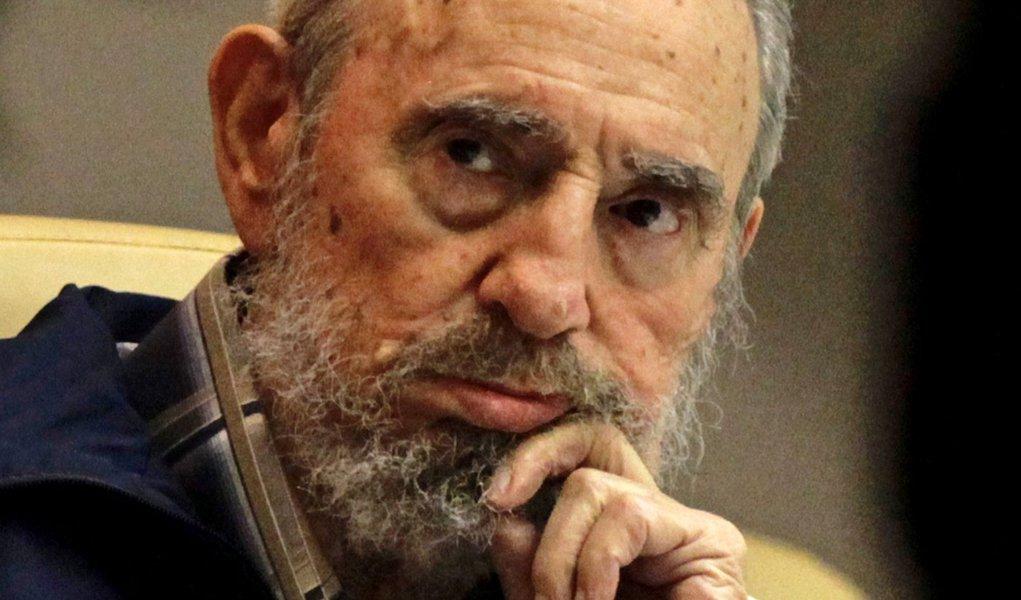 Sem aparecer desde junho, Fidel completa 86