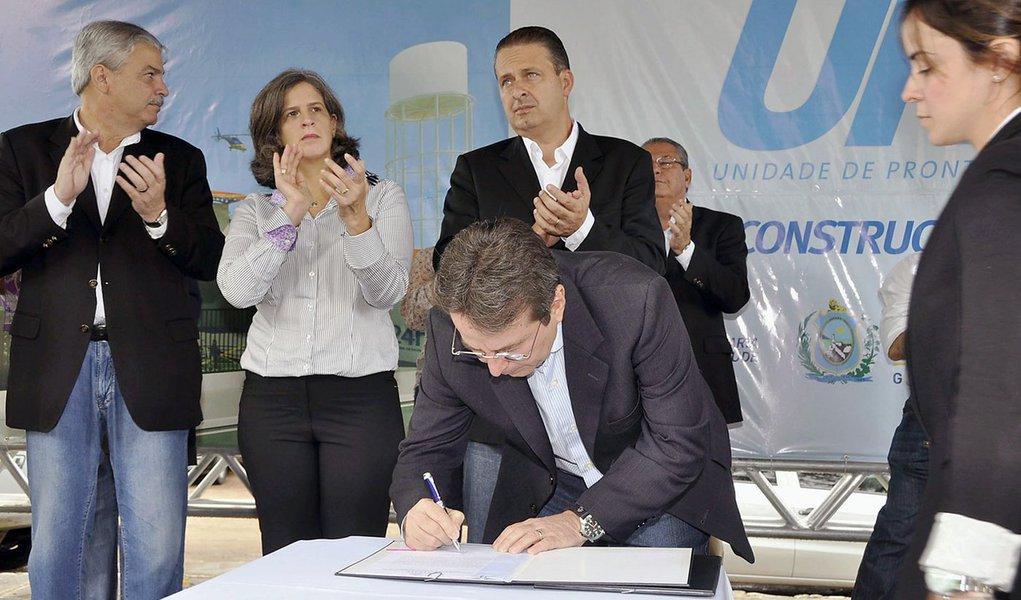 Ordem de serviço para a 6ª UPA do Recife é assinada