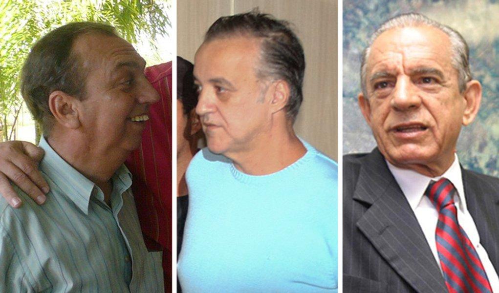 CPI analisa quebra de sigilos de Sodino Vieira