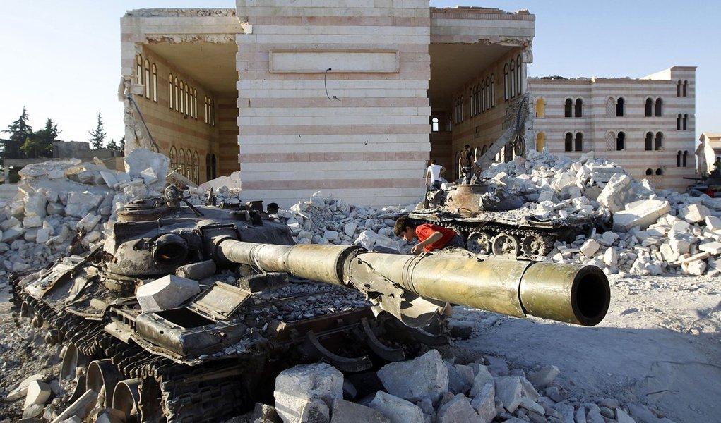 Mais de 1,5 milhão de sírios deixaram suas casas, diz Acnur