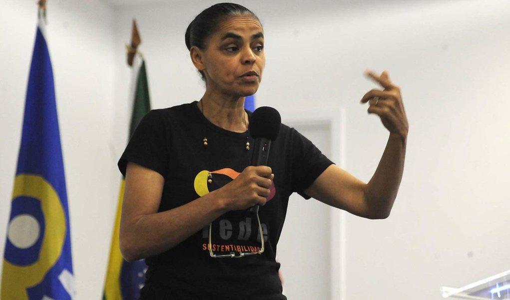 Marina tenta viabilizar o Rede em Pernambuco