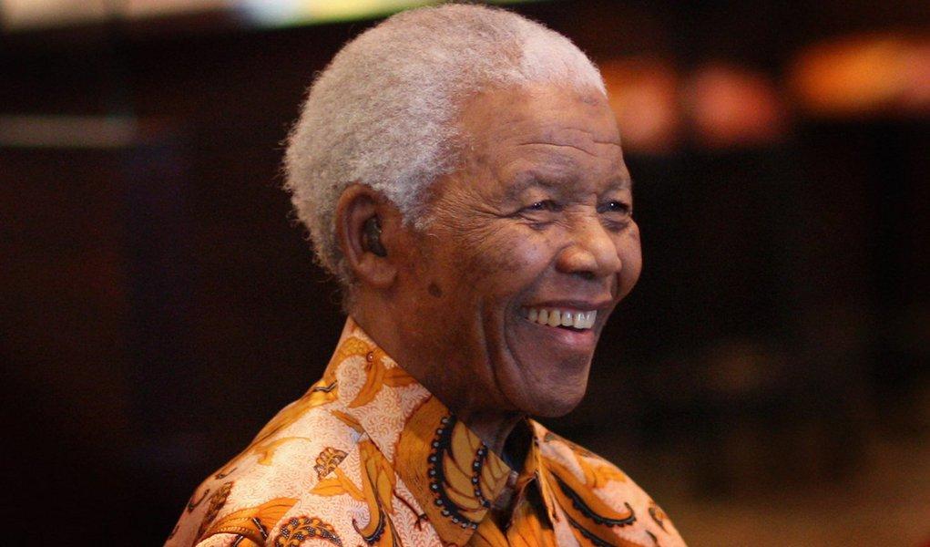 Mandela está recuperado