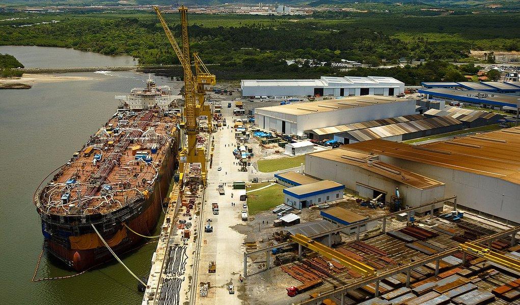 Petrobras concentrará operações em Suape