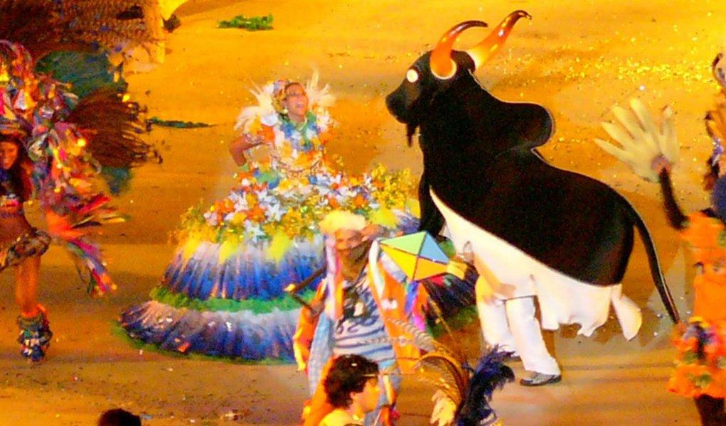 Bumba meu boi é patrimônio cultural