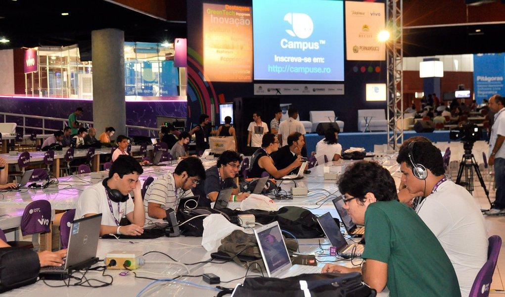 Recife respira tecnologia