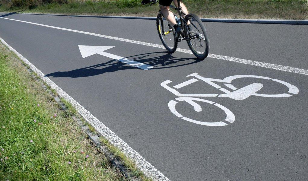 Recife ganha mais 4,3 km de ciclofaixas