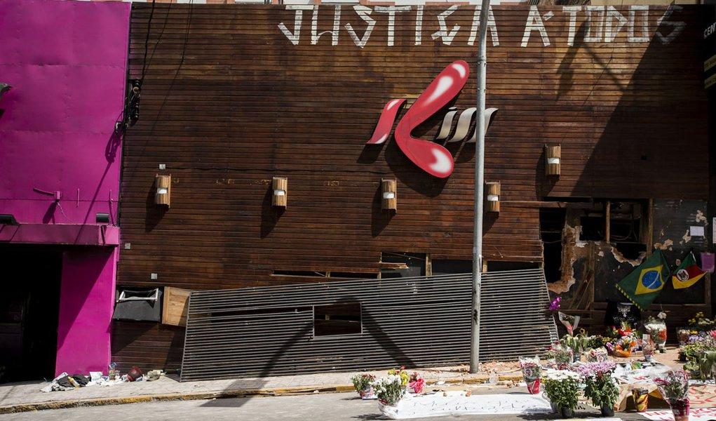 Justiça nega liberdade a sócio da Boate Kiss
