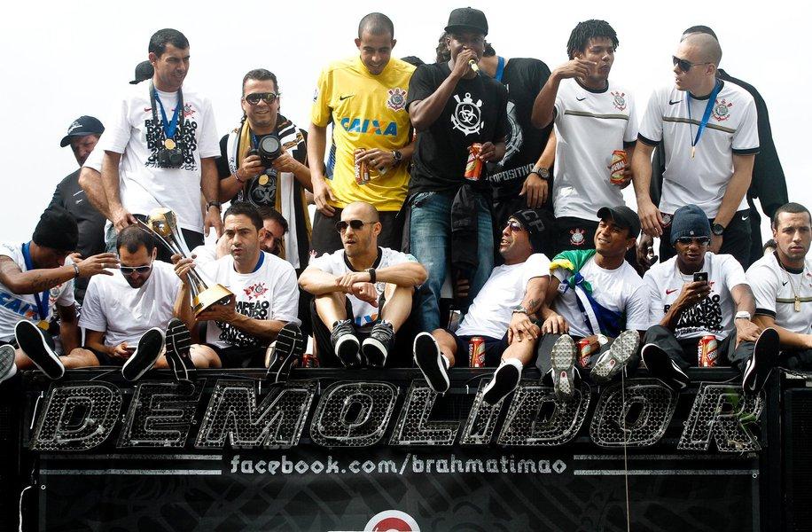Corinthians é o clube mais rico fora da Europa