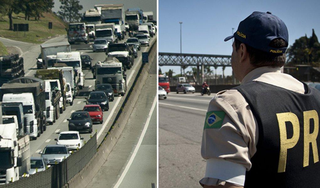 Policiais rodoviários podem entrar em greve