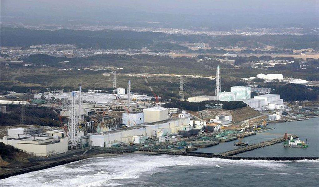 Usina de Fukushima (Foto: KYODO Kyodo / Reuters)