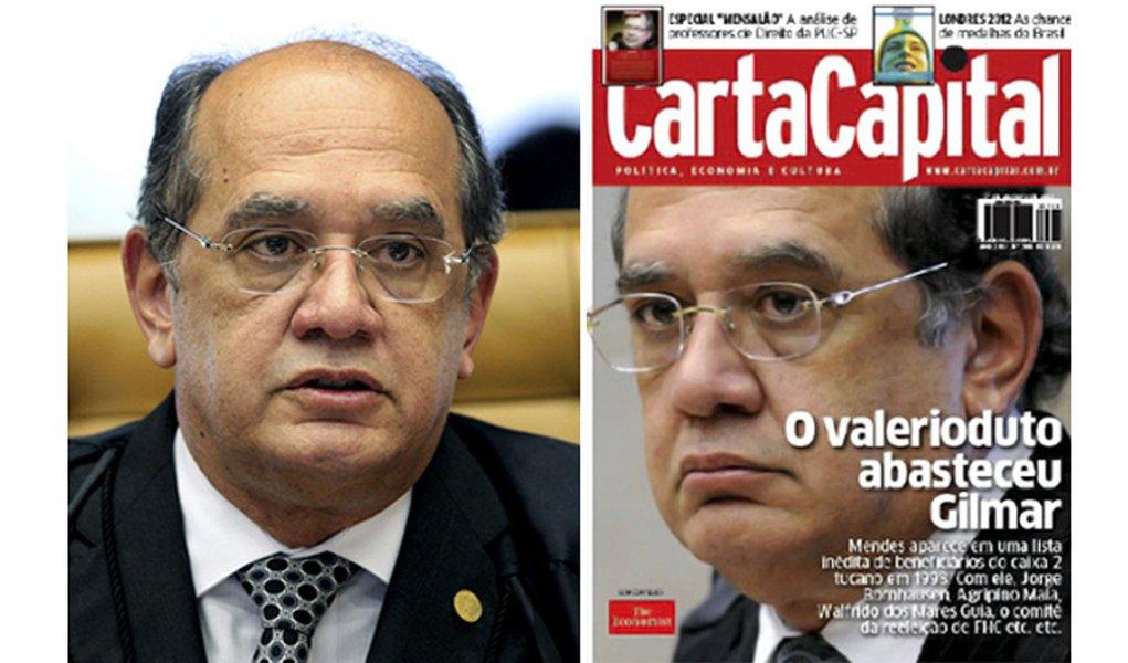 "Gilmar investe contra Wikipédia e ""blogs sujos"""