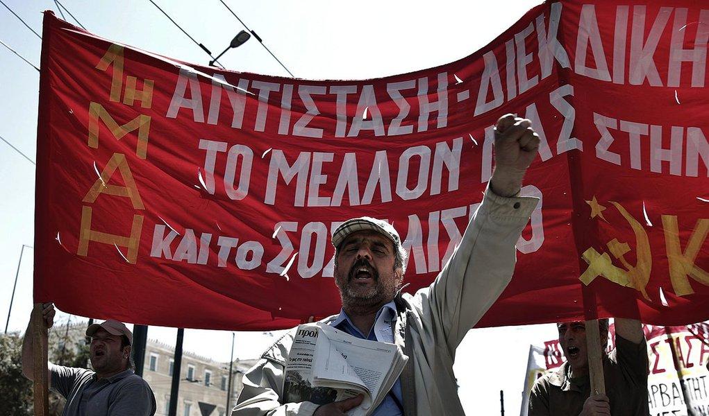 Na Europa, Dia do Trabalho é marcado por protestos