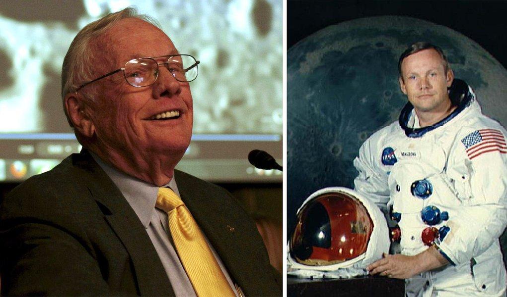 Neil Armstrong, primeiro homem a pisar na lua, morre aos 82