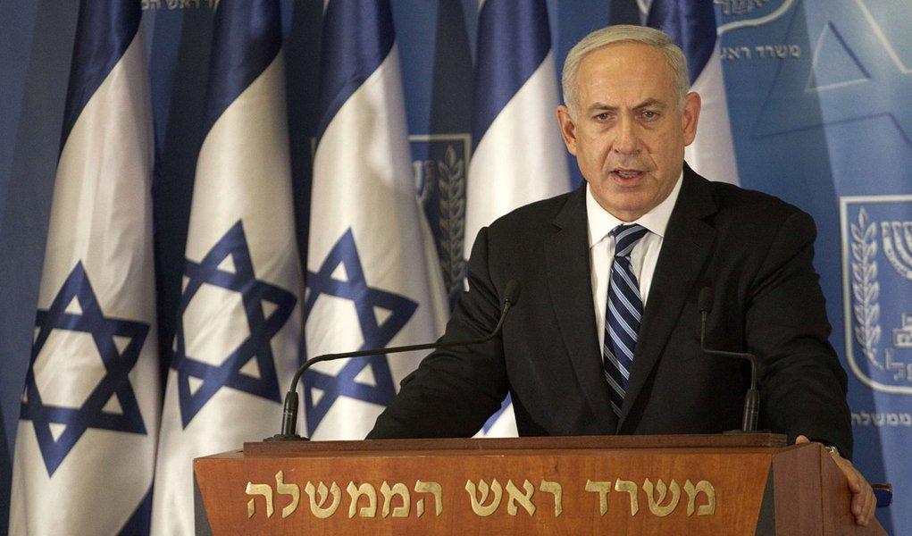 Israel dissolve parlamento e antecipa eleições