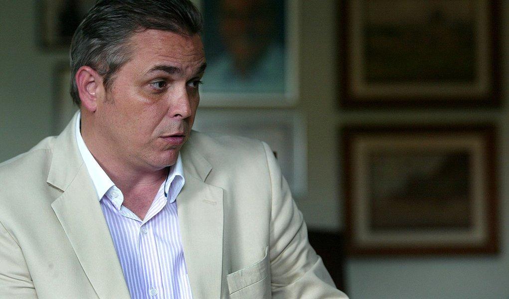 O prefeito de Paranaguá José Baka Filho (PDT) fala sobre o embargo do Porto de Pnguá