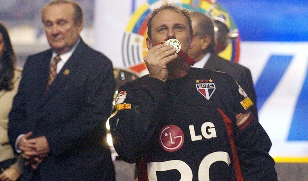 Rogério é eleito o maior brasileiro da história da Libertadores