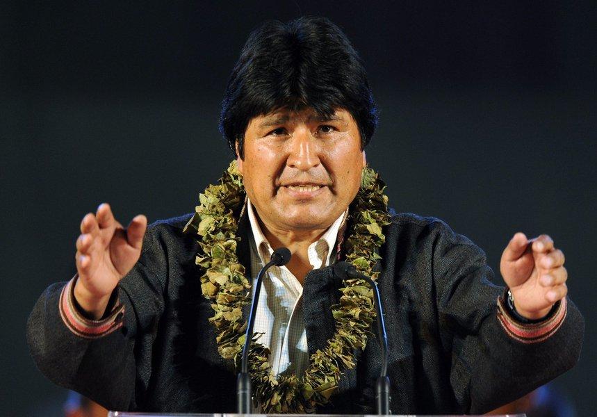 Com problema de saúde, Morales suspende agenda
